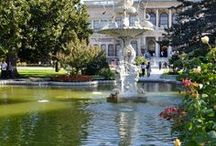 Places to Visit: Turkey, Istanbul - Dolmabahce Sarayi.