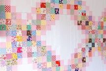 quilts and quilt related items / by carol clemmons