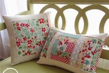 pillows / by carol clemmons