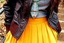 Fashion / by Alex Blankenstein