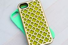 Tech Candy / High-design iPhone Case Sets and other yummy gadget goodies.