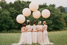 bridesmaids. / by Wonderfully Wedded