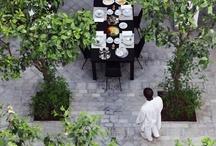 Trädgård & Orangeri (Orangery & Garden) / Vackra saker som passar i växthus, orangerier eller i din trädgård. Vackra material för att förhöja det naturliga. http://www.lillaorangeriet.se