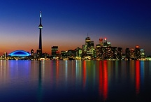 Toronto & Niagara Falls / Toronto, Canada's largest city is an ideal destination for student groups.  Few cities of comparable size can match Toronto's mix of premier attractions. www.kaleidoscopeadventures.com / by Kaleidoscope Adventures
