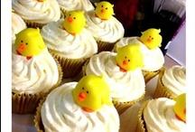 Easter Cupcake Cake Decorating .