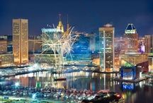 Baltimore / Known as the birthplace of America's National Anthem, Baltimore is a destination filled with surprises and hidden treasures just waiting to be discovered. www.kaleidoscopeadventures.com