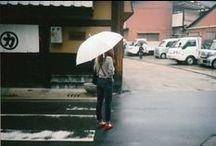for a rainy day / umbrellas, raincoats, cloudy days