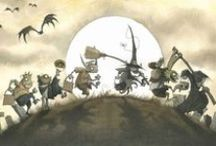 Gris Grimly ** Awesome Creepiness
