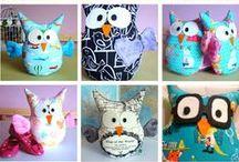 my owls ;))