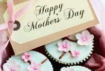 Mothers Day Cakes Cupcakes & CakePops / Tutorials and ideas for Mothers Day gifts.