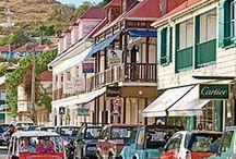 Saba / Sightseeing - Visite touristique   Saba, Lesser Antilles, Caribbean - Saba, Petites Antilles, Caraïbes