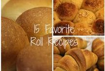 Shaping Breads/Rolls / Learn how to shape different types of breads and rolls. / by Bread Experience