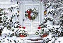 Christmas and Wintertime / Christmas Decoration and Wintertime
