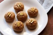 | indian desserts and sweets | / by Shivani