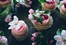 Desserted / Delectable desserts
