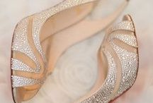 Wedding Shoes / Fabulous bridal shoes loved by MODE Bridal Boutique