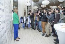 Prezentacja kolekcji QUIOSQUE Wiosna/Lato 2015 dla mediów / Za nami kolejna prezentacja kolekcji dla mediów. Dziennikarze i styliści mogli obejrzeć to, co w najbliższym czasie pojawi się w salonach Quiosque. Nasze zaproszenie przyjęły też gwiazdy...