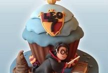 Giant Cupcake Cakes / Ideas and recipes for Giant Cupcakes.