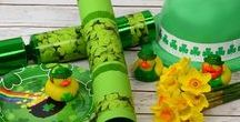St Patrick's Day Ideas / Funky ideas for your St Patrick's Day crafts, parties and events.