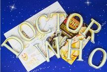 Doctor Who Craft Ideas / A collection of Doctor Who themed craft ideas for adults and kids alike.