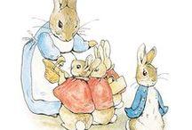 rabbit ピーターラビット