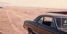 Sandstorm / Runaway fugitives, egyptian demigods.