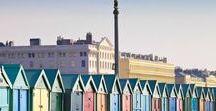 Brighton and Hove / The beautiful coastal area of Brighton and Hove, my home.