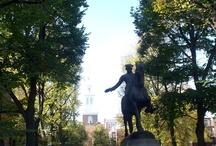 Boston / I LOVE this city!  www.TrinaBoice.com