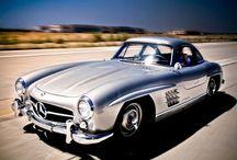 Classic cars / #classic #cars, #ferrari, #porsche, #aston martin, #maserati, #alfa romeo, #bmw, #mercedes, #audi, ... / by Monsieur Hugo