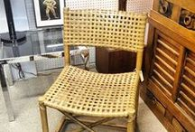 Mad Men Style / Midcentury Modern Finds at Heights Antiques on Yale