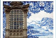 "Portuguese Tiles - ""Azulejo"""