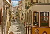 "Lisbon Trams - ""Elétricos"""