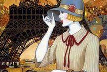Magica Parigi   / L'uomo è piccolo. Parlano coloro, che ci vedono dalla cima della Tour Eiffel.