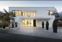 Modern houses & Interior
