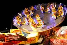 The Midway and Rides / Permian Basin Fair Midway and Carnival Rides