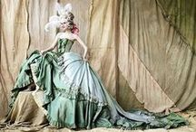 Rococouture / Inspiration Behind The Era Of Rococo & The Infamous Marie Antoinette