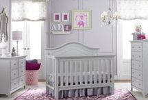 It's all about the Grey! / Adorable Nursery Furniture in Grey