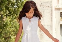 Gorgeous Children Clothes for the Summer / Beautiful clothes for toddler girls and boys.