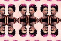 Saint Frida Reinvented / Frida Kahlo Envisioned as a Saint through Art & Design