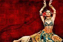 Belly Dance Inspo / Inspiration For Belly Dance Teachers & Students