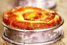 Pâtes / Pâte à choux, à crêpes, gaufres...