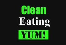 CLEAN EATING! Yum! / What are you favorite clean eating recipes?! I'm always looking to try new ones!!! If you made the recipe, feel free to post your pics!! Can't wait to see them!
