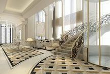 Luxury Entrance Lobby Designs- By IONS DESIGN / Our luxury collection of Entrance lobby designs