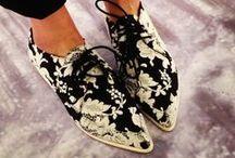 Fabulous Footwear / Footwear Inspiration