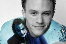 Heath Ledger&Joker