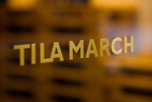 Tila March Boutiques / TILA MARCH's shops around the world