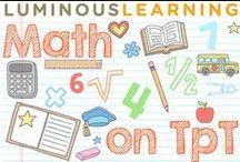 Luminous Learning Workbooks on TPT