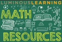 Luminous Learning Math Resources / Simple and Clear: math materials designed with special needs students in mind