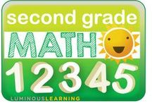 Second Grade Math / A place to share great resources for second grade math.