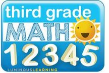 Third Grade Math / A place to share great ideas for teaching third grade math.
